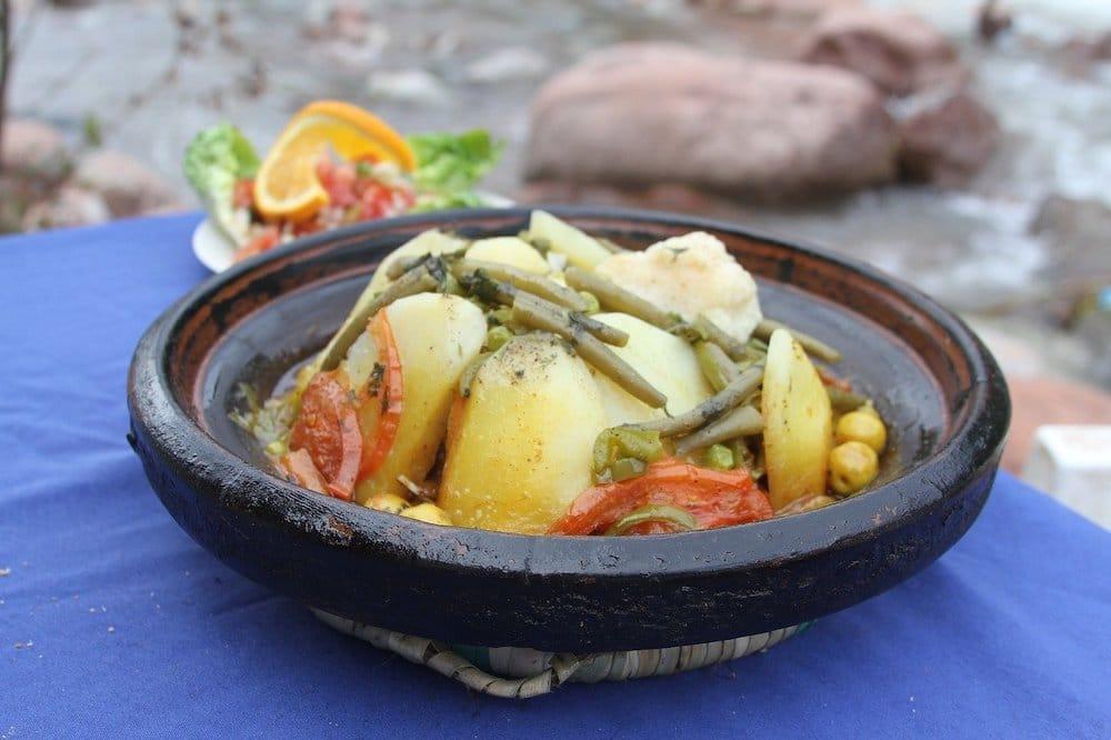 tajine légumes